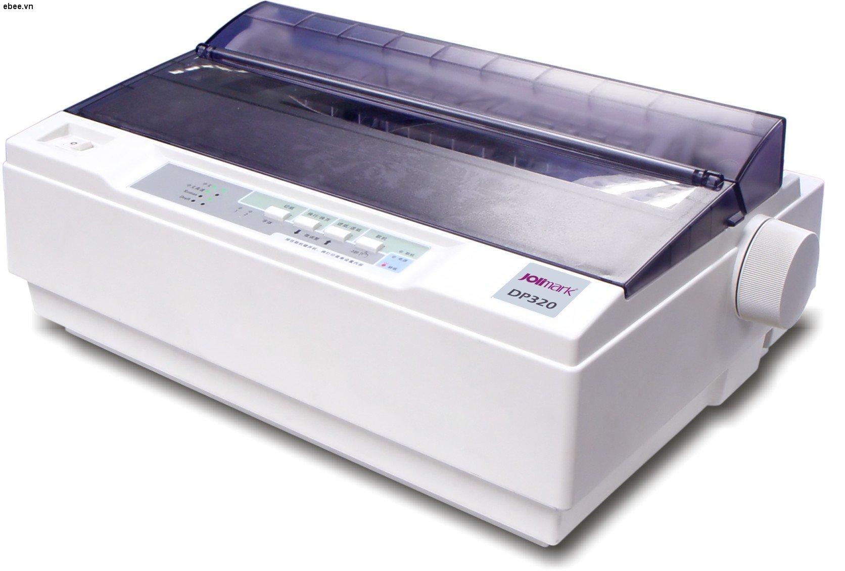 Máy in hóa đơn nhiều liên giá trị gia tăng VAT Jolimark DP320