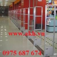 Cổng an ninh siêu thị AKH