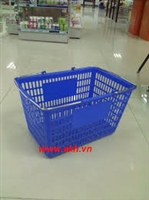 Giỏ hàng xách tay siêu thị