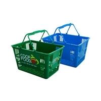 Làn nhựa mua hàng siêu thị