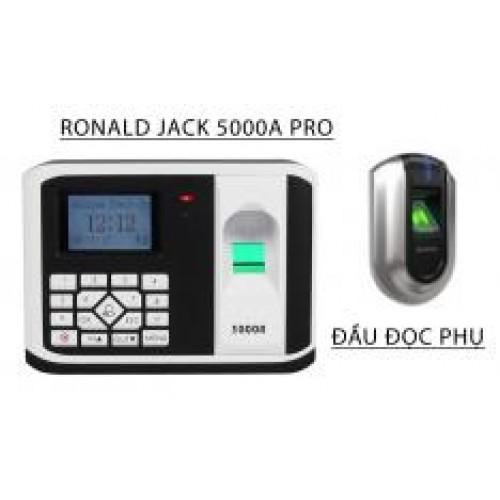Máy chấm công RONALD JACK - 5000A Pro