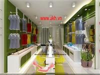móc treo quần áo cho shop thời trang